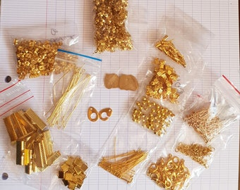 Set of gold findings