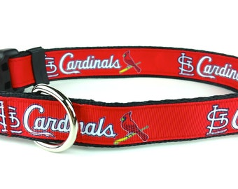 Saint Louis Cardinals Dog Collar