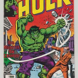 Incredible Hulk; Vol 1, 226, Bronze Age Comic Book.  Ungradeable, Manufacturing Defect. August 1978.  Marvel Comics