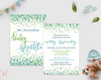 Surprise baby shower Etsy