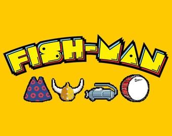 Phish Jon Fishman Lot Shirt | Men's
