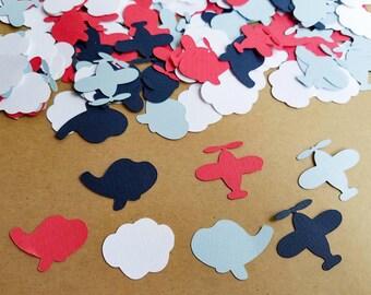 Airplane Confetti