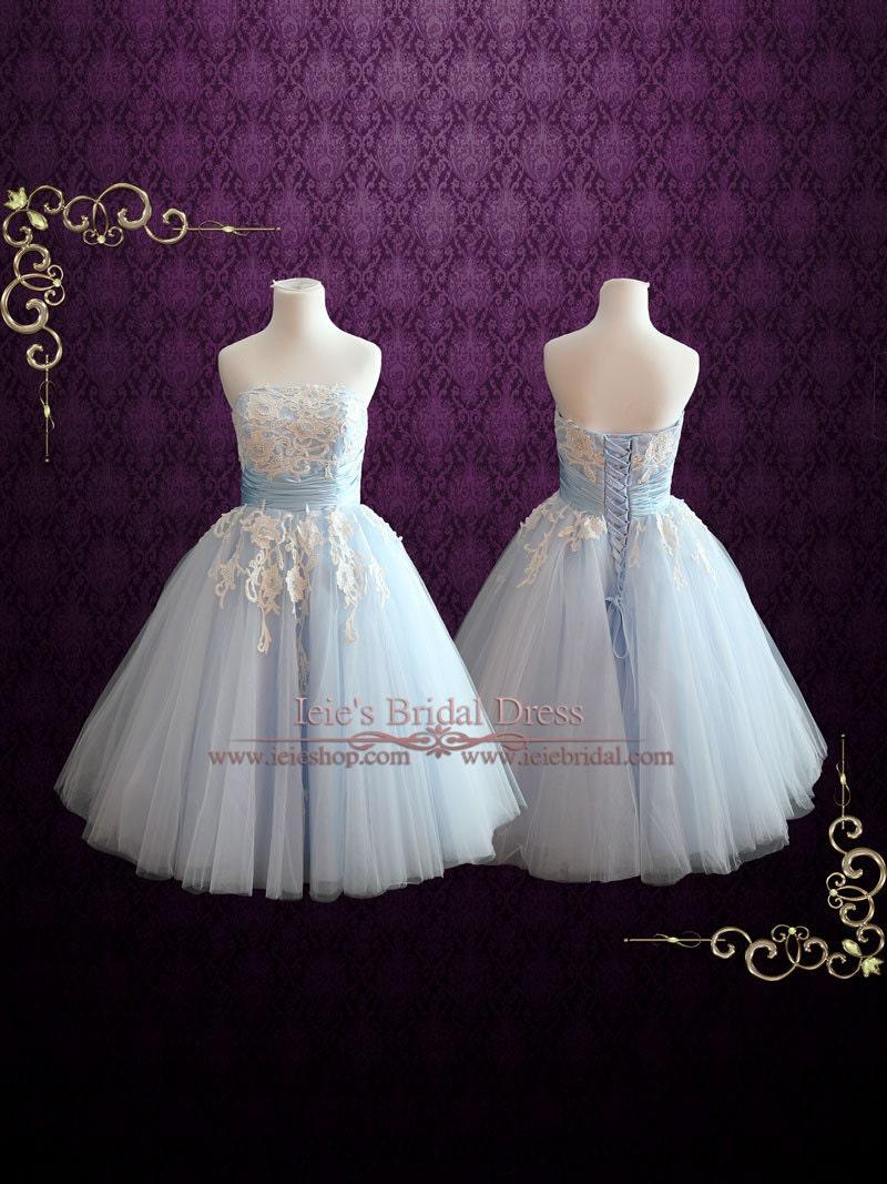 Tea Length Party Dress