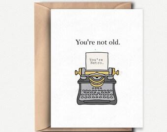 30th Birthday Card 30th Birthday Gift Funny Birthday Card