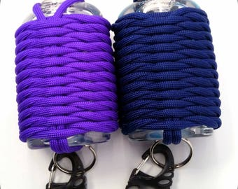 Paracord Germ Grenade (Hand Sanitizer)