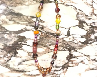 Butterfly Crystal Passions Necklace