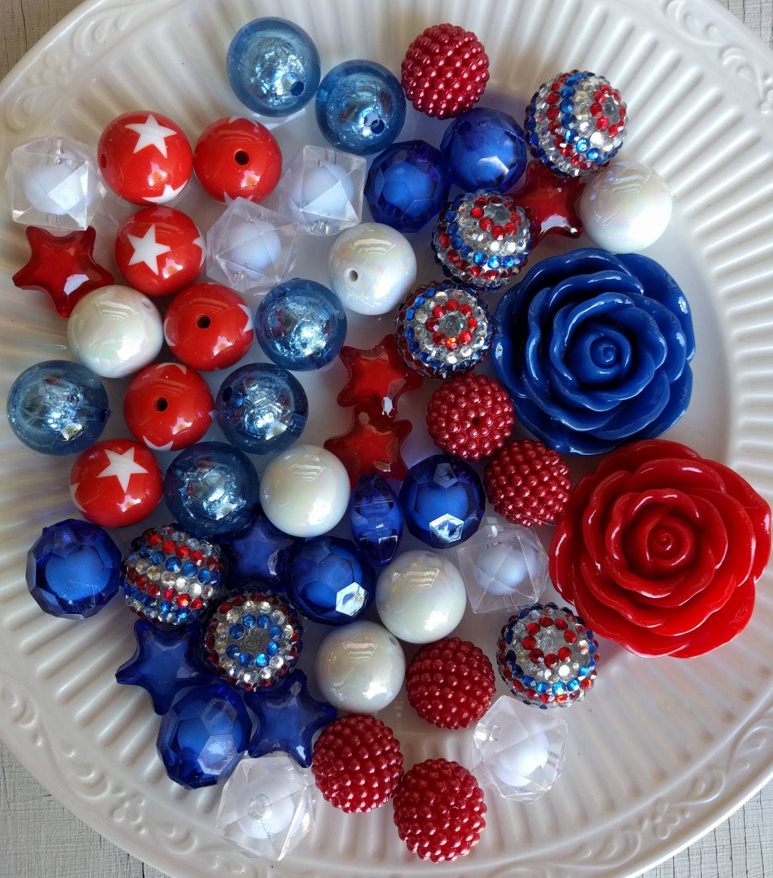 beads colors lot wholesale lampwork assorted findings mixed bulk glass hot pound itm one and