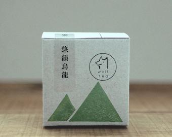 Rhymic Oolong Tea / Aromatic Aftertaste / Finest Oolong Batch / Wolf Tea