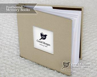 Baby Memory Book - Beige