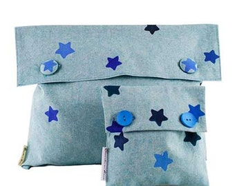Game Bags Guard-All Stars stamped