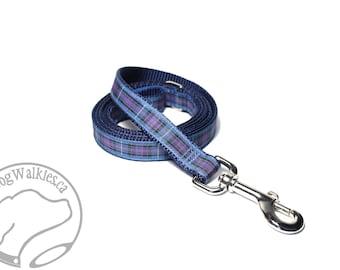 Ancient Pride of Scotland Tartan Leash // Matching Tartan Dog Leash in all widths // custom lengths // Plaid Leashes // Handmade