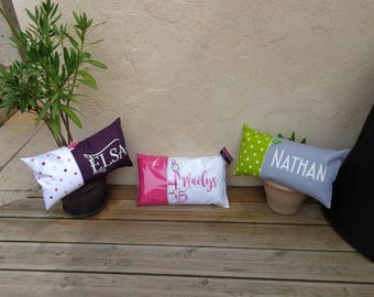 personalized pillow baby child