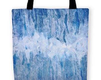 GLACIER  Carryall Tote Bag