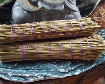 XL Lavender Smudge Sticks/Love and Purification/Metaphysical Healing/Pagan Supplies/Incense Sticks/Herbal Smudge/Large Smudge Sticks