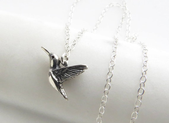 hummingbird product necklace ios