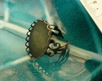 1 ring holder by 18mmvague 25 bronze secret lace