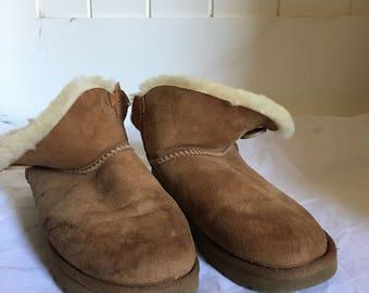 UGG Brand Calf Length Boots