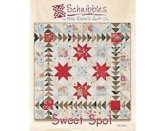 Sweet Spot Quilt Pattern, Schnibbles - Moda