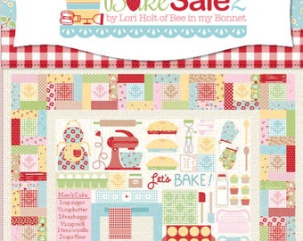 Let's Bake Quilt Kit by Lori Holt
