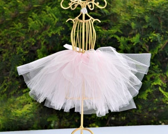 Gold Mini Tutu Centerpiece,BallerinaTuTu Bridal Shower ...