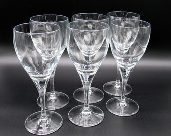 Crystal Wine Glasses, Wine Glasses, Wine Glass, Wedding Wine Glasses, Wedding Wine Glass, Set of Wine Glasses, Crystal Stemware, Stemware
