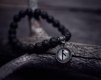 Iceland Rune Bracelet
