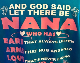 God Nana T-shirt