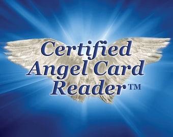Doreen virtue certified angel card reader