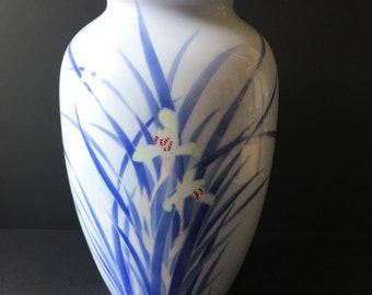 A Japanese Flower Vase