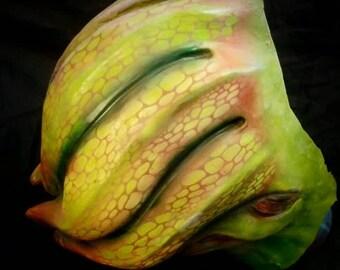 Asari Headpiece - Mass Effect Inspired