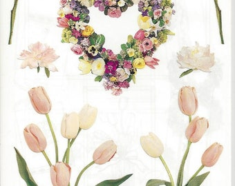 Mrs. Grossman's Spring Blooms ~ Photoessence Collection ~ NLA