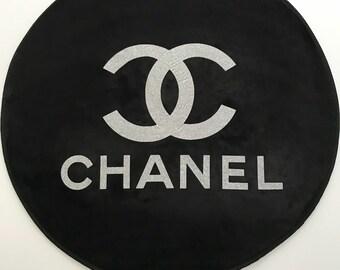 Chanel style carpet