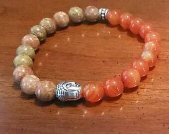 Brand New Buddha Bracelet