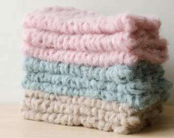 Newborn photo props Newborn knitted blanket  Newborn photography prop Newborn photo prop Bump Blanket  Layering blanket Basket stuffer