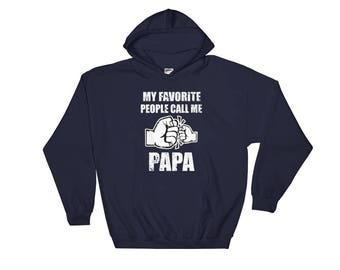 NEW They call me grandpa Funny Mens Hoodie grand kids spoiling country loving badass is not an official title Fathers Day Gift 5GjvWo