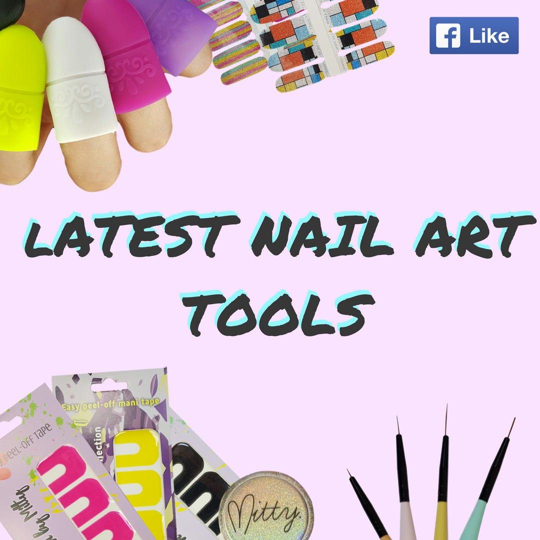 Nail Art Detail Pinsel von Mitty von MittyAustralia auf Etsy Studio