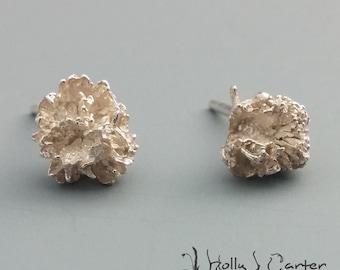 Thistle Bud Earrings
