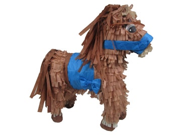 Cute Horse Personalized Pinata