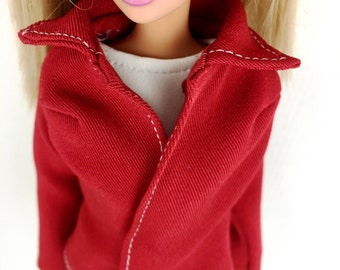Red Jacket for Barbie