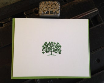 Greeting Card, Tree of Life
