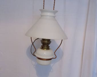 Vintage French Kitchen Ceiling Light