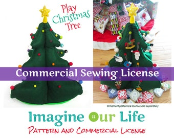 Play Christmas Tree Commercial License