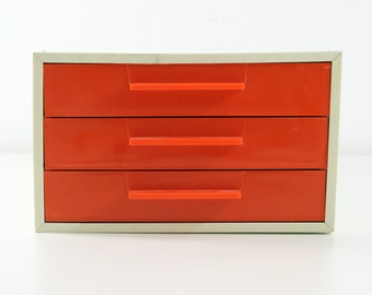 3 Drawer Plastic cabinet