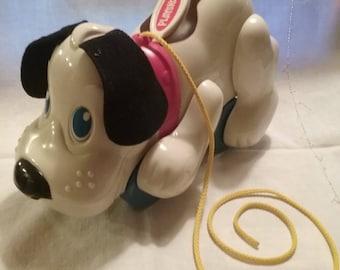 Playskool Snoopy Doggie Pull Toy