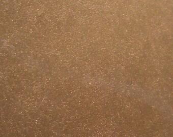 Iron on gold copper flex sheet