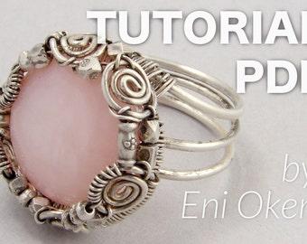 Ornate Ring PDF tutorial
