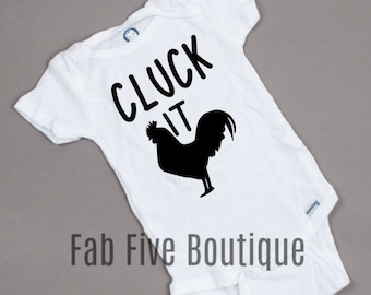 Cluck it shirt