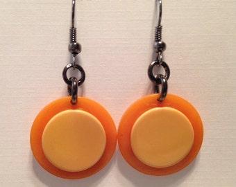 Bakelite Earrings