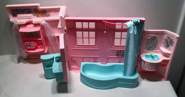 sponsored bathroom the bedroom dreamhouse dream barbie house marinobambinos