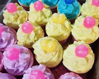 50 Bubble Bath Bomb Cupcakes Wholesale